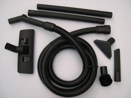 1, 5 - 20m Saugset 9-tg für Metabo ASA ASR 25 30 32 35 50 L PC SC CAP Inox Sauger