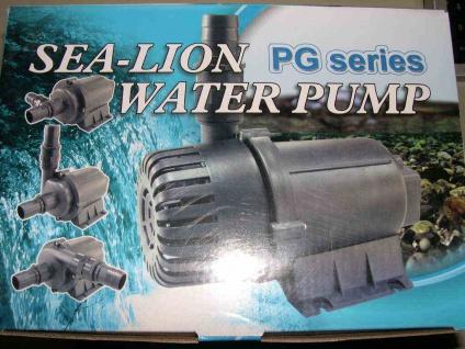 Resun PG 8000 l/h Filterpumpe Bachlaufpumpe Teichfilter für Teichfilter