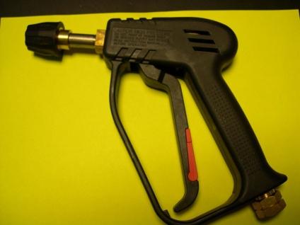 Pistole + Lanze kurz + Düse Nilfisk Alpha Delta Solar Booster Hochdruckreiniger