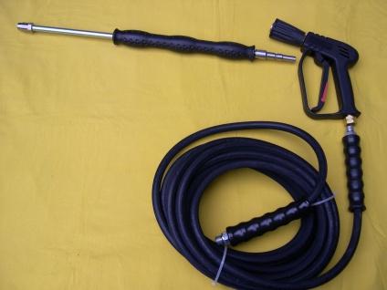 10m Schlauch + Pistole + Lanze + Düse für Nilfisk Alto Poseidon Neptune Booster