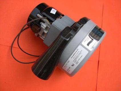 230V Industriesauger Motor mit Abluftrohr Saugförderer Saugmotor Saugturbine