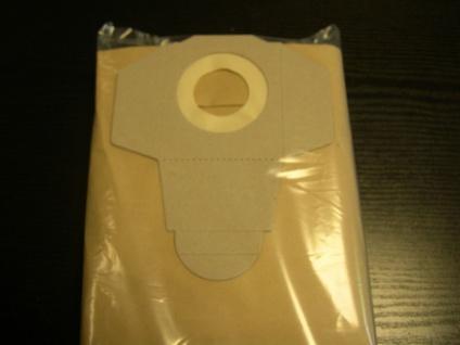 5 Filtertüten Filterbeutel Filtersäcke Staubsauger Einhell Inox 20 A NT Sauger