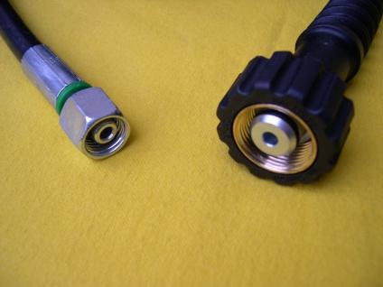 15m Schlauch 300b für Kränzle HD 1150 1151 T Hochdruckreiniger Schlauchtrommel
