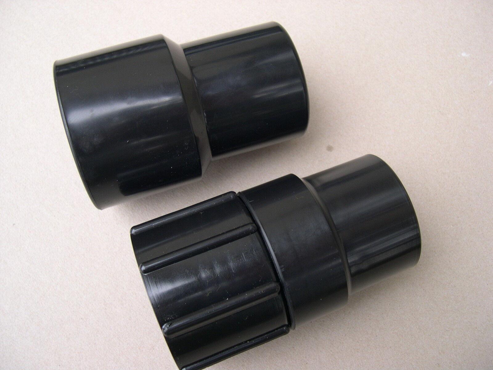 1-20m Sauger Schlauch DN50 mit Muffen Saugschlauch Staubsaugerschlauch Schlauch