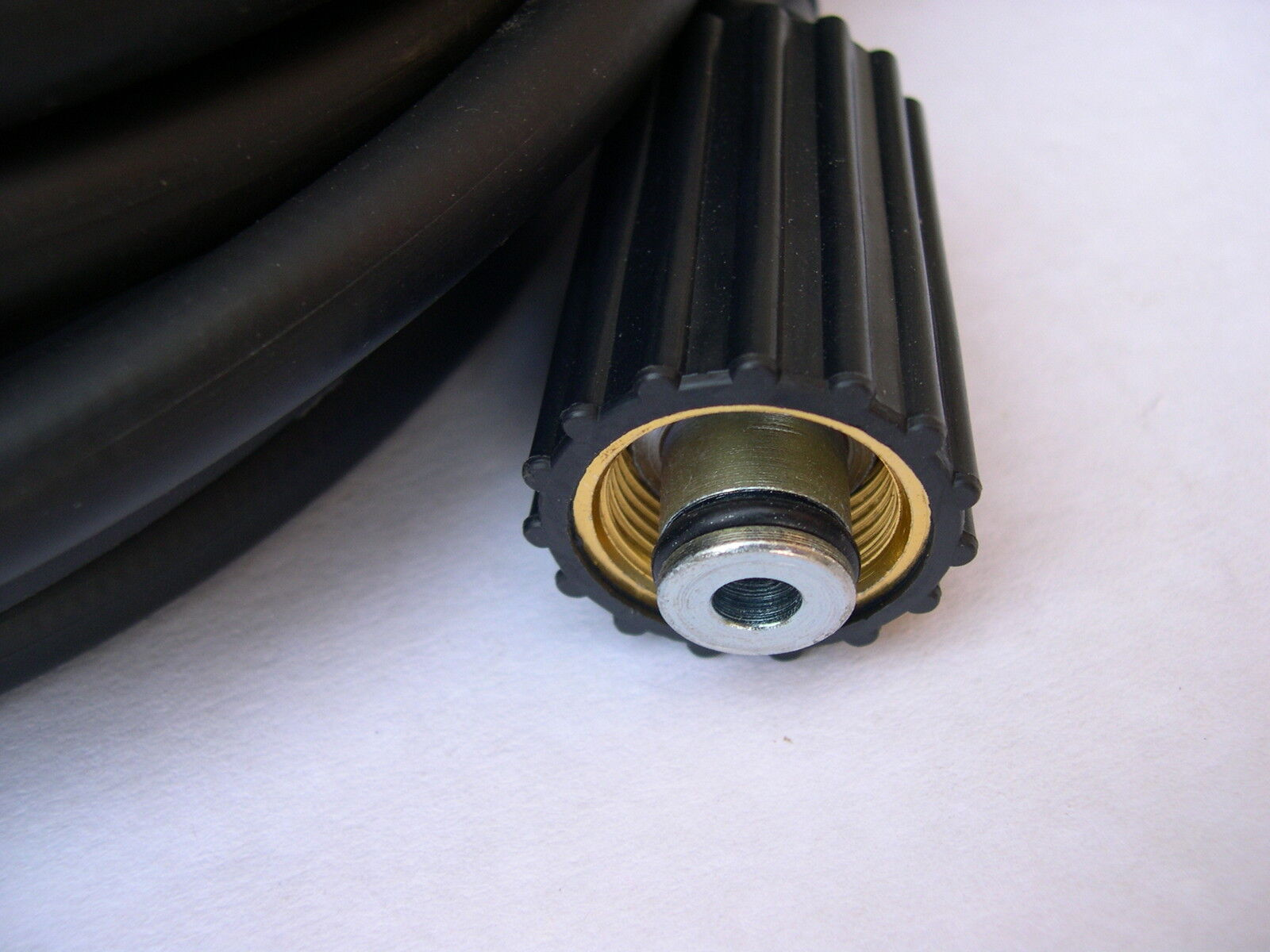 Hochdruck Pistole Lanze Variodüse 15m Schlauch für Karcher Hochdruckreiniger