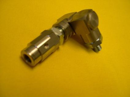 Düsengelenk 240° Nilfisk Alto Contractor Master Diesel Silent Hochdruckreiniger