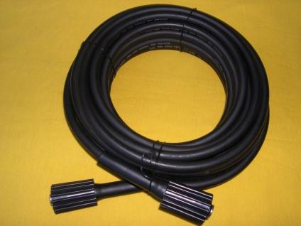 20m HD - Schlauch M22x1, 5 für Kärcher HD HDS und Kränzle Hochdruckreiniger