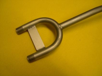 Doppel - Lanze mit 2 - Ausgängen und Düsen M22 für Kränzle Hochdruckreiniger