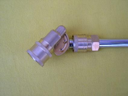 0-45° Fassaden - Düsenträger M22 + Schnellwechseldüse Kränzle Hochdruckreiniger - Vorschau 4