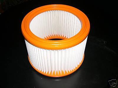 Faltenfilter für Bosch GAS 15 L / 20 L SFC / GAS 1200 2607432024 Sauger