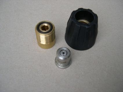 Dachrinnen - und WC - Lanze mit Düse für Kärcher Hochdruckreiniger - Pistole - Vorschau 4