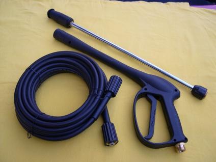 10m Schlauch + Lanze + Düse + Pistole 220bar für Kärcher Hochdruckreiniger