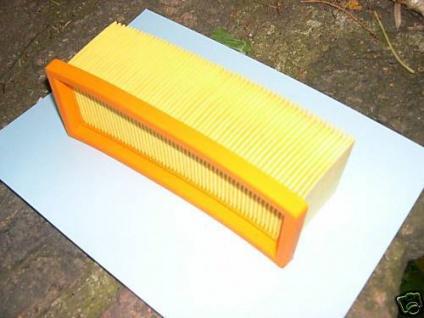 Kärcher Faltenfilter Filter Staubfilter 2501 2601 2701 2731 2801 TE Sauger