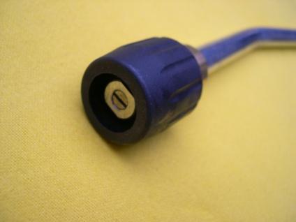 2m - Lanze M22 IG Strahlrohr mit Düse für Kärcher HD HDS Hochdruckreiniger