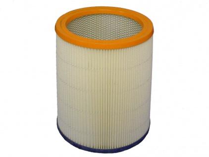 Filter für Nilfisk Wap Alto Turbo D 2 Luftfilter Rundfilter Filterelement