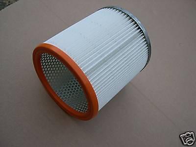 Filter Faltenfilter Thomas Compact 20 R S Hobby Vac Inox 20 Sauger - Vorschau