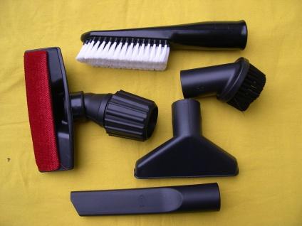 universal - Saugset 5-tlg Saugdüse DN35 für viele Marken - NT Sauger Staubsauger