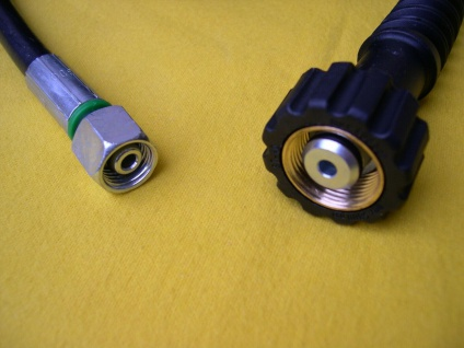 15m Schlauch 300bar Kränzle HD 1150 1151 T Hochdruckreiniger mit Schlauchtrommel
