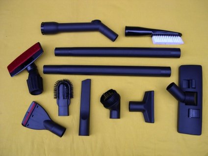 XL Sauger -Set DN35 für Saugschlauch 40mm für Würth Top Craft Güde Kärcher NT