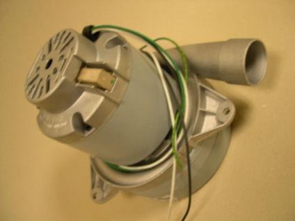 3-stufgiger Saugmotor Turbine Motor 1650 W 230V für Holzpellets - Sauger andere