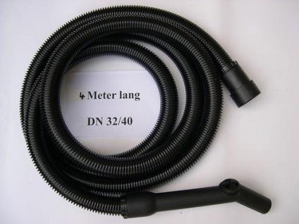4m Sauger - Set 3tg DN32/40 Wap Alto Nilfisk Attix SQ XL Euro Kärcher NT Sauger