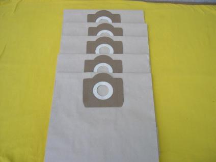 1 - 25 Filtersäcke Filterbeutel für Hako VC 180 250 380500 640 W H S Sauger