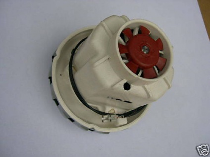 Turbine 1, 2 KW - Motor Saugmotor Saugermotor passend für Mirka 915L 915M Sauger