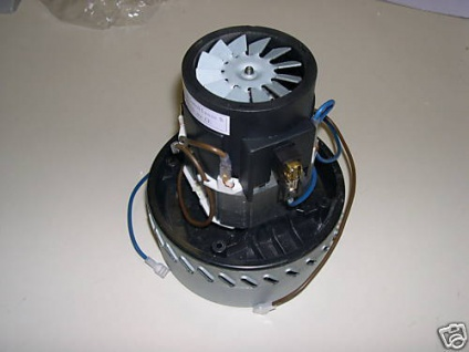 Turbine Saugermotor Motor 1200W Rupes Absaugung KS 935E Typ A.S.50 GSW 15