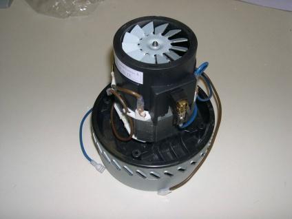 Motor Saugmotor Turbine 1200 Watt für Columbus RA 43 SW 2000 3000 SW 53 Sauger