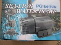 R Profi Filterpumpe 8000 l/h Bachlaufpumpe Teichpumpe