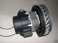 Turbine Motor 1KW 1sfg für Wap Turbo GT ST 10 15 20 25 35 u. Aero Sauger passend
