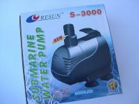 Resun Filterpumpe 3000 L/h Wasserfall - , Bachlauf - Pumpe Teichfilterpumpe