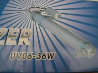 R UV-C Teichklärer 36 Watt Wasserklärer Sterilizer NEU