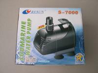 Resun S-7000 Strömungspumpe Teichfilterpumpe Wasserfallpumpe Bachlaufpumpe