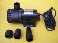 Filterpumpe 28000 ltr Teichfilterpumpe für große Koi- und Gartenteichfilter