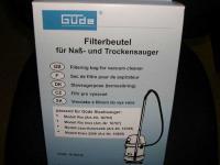 G Filtersäcke Filterbeutel Güde NTS 1250 1600 Sauger