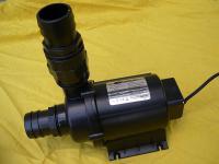 Teichfilter - Pumpe 28 000 Ltr. Wasserfallpumpe Bachlaufpumpe Filterspeisepumpe
