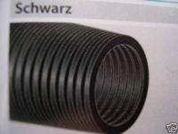 Saugschlauch DN 40mm lose Meterware Staubsauger Sauger