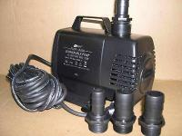 Teichfilter - Pumpe 8500 L/h Bachlaufpumpe Filterpumpe