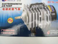 Kolbenpumpe Teichbelüfter 3900 ltr./h Teichdurchlüfter Belüfter für Ausströmer