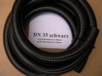 5m Saugschlauch DN35 / 43mm für NT Sauger Staubsauger Industriesauger