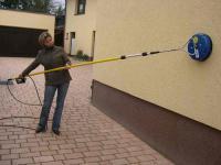 Profi Teleskop- Lanze ausziehbar bis 3, 8m für Kärcher Kränzle Hochdruckreiniger