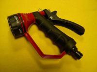 """Sprühpistole / Waschpistole 1/2"""" Wasseranschluss und 6-facher Strahlverstellung"""