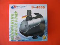 Resun S-4500 L Bachlauf- Wasserfall- u. Teichfilterpumpe Filterpumpe Teichfilter