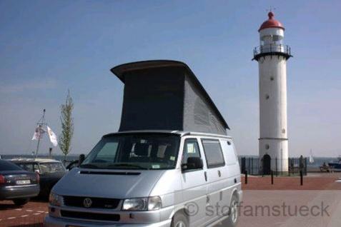 Faltenbalg Aufstelldach Westfalia VW T4 1994 - 2003 Carthago kurzer Radstand