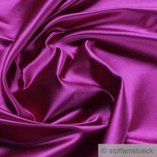 Stoff Seide Satin violett anschmiegsam