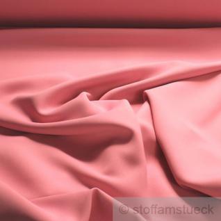 Stoff Polyester Verdunklungsstoff rosa black out Gewebe weich fließend fallend