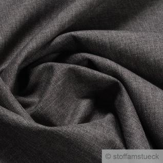 Stoff Polyester Leinwand grau Kissenbezüge Polster Taschen weich