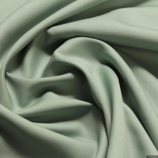 Stoff Baumwolle Leinwand pastelltürkis Baumwollstoff Nile Green durchgefärbt