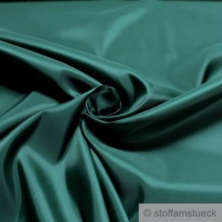 2 Meter Stoff Polyester Futter Taft grün Futterstoff